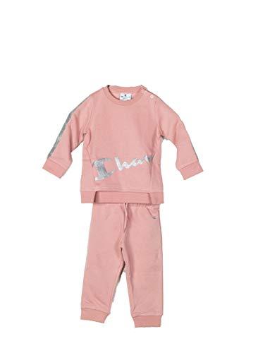 Champion Chándal niña bebé Pink. 403531. Talla 9 Meses