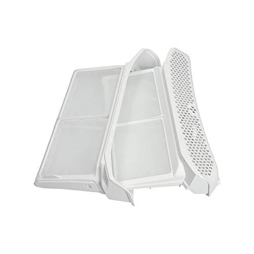 Setaccio filtrante Fluff a sacco filtrante bianco asciugatrice per Bosch Siemens Balay Constructa Neff 00656033 656033