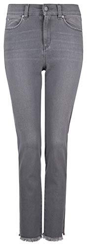 Riani Damen Slim Fit Jeans Hellgrau - XXL (44)