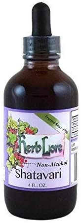 Herb Lore Shatavari Gifts Tincture - 4 Su oz Liquid Breastfeeding San Diego Mall fl