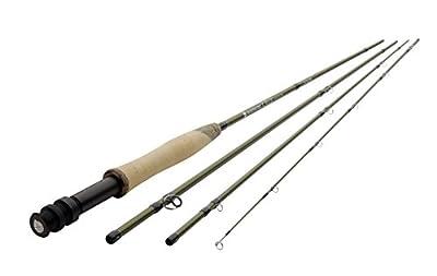 Redington CRUX Fly Fishing Rod - 4 Piece - Fast Action Fly Rod