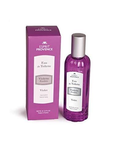 Esprit Provence Eau de toilette Violette Poudrée 100 ml