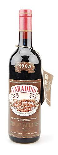 Wein 1969 Paradiso Valtellina Superiore Enologica Valtellinese