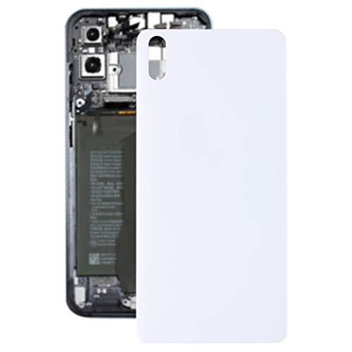 YIJINYA ESHOP Piezas de Repuesto del teléfono móvil Tapa Trasera de batería for BQ Aquaris X5 (Blanco) (Color : Blanco)
