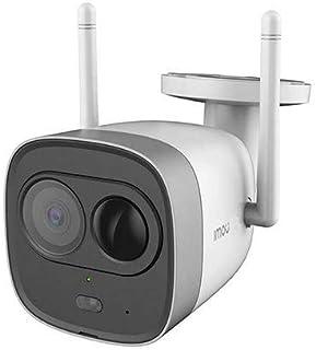 كاميرا مراقبة IPC-G26 EN نشطة رادعة بدقة 1080 بي لاسلكية للاماكن الخارجية
