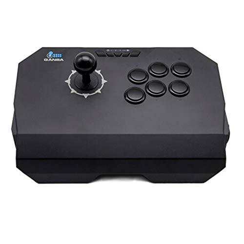 Wsaman WiFi Consola De Videojuegos, Consola Arcade Retro Consolas De Juegos Plug & Play para Computadora/PC, Consola De Videojuegos Arcade