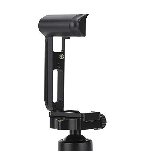Pomya Kamera L-Platte Handgriff, Vertikale L-Halterung Schnellwechselplatte, Vertikale Aufnahme Handgriff für Fuji XT10 XT20 XT30 spiegellose Kamera