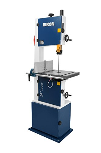 RIKON Power Tools 10-326 14' Deluxe Bandsaw