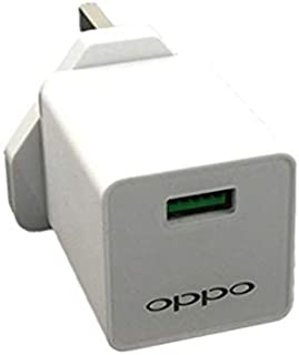 OPPO VOOC Fast Charging 5V 4A Wall Charger 3-Pin Adapter (Bulk)