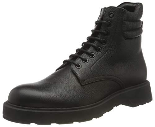 BOSS Herren Gladwin_Halb_grspf Half Boot, Black1, 39.5 EU / 5.5 UK