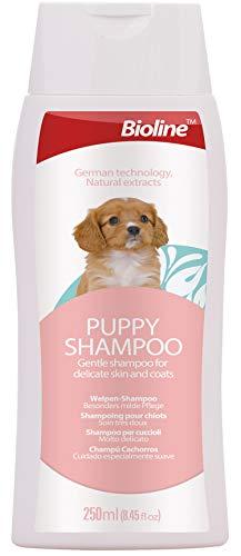 PetSol Extra Gevoelige Puppy Shampoo Voor Honden - Verse, Zachte & Veilige Formule Speciaal Ontworpen Voor Gevoelige Puppy Huid. Kalmeert, hydrateert en verzorgt de jas, 250 ml