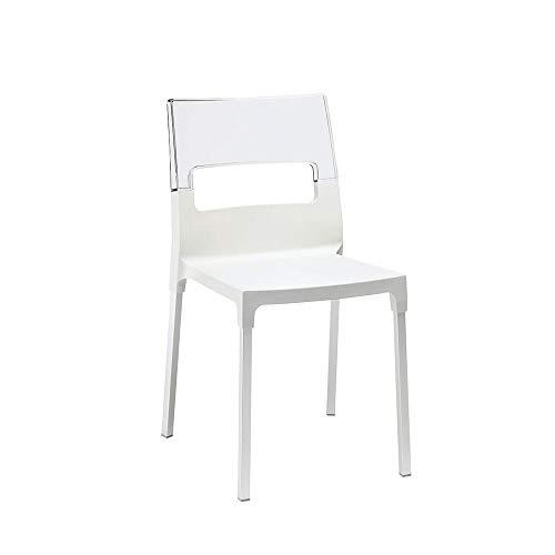 Scab Set 2 Design Diva Chaise Lin-Transparent