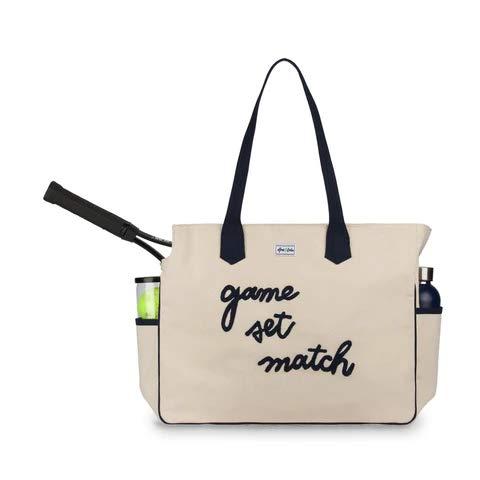 Ame & Lulu Game Set Match Love All Ladies Tennis Court Bag
