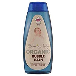 GIVE YOUR BABY the HEALTHIEST start to life! Mother & Baby Award Winning Bubble Bath Our organic baby care bubble bath gently cleanses baby's delicate skin and hair and is proud to be free from all chemical nasties. Certified Organic: our organic bub...