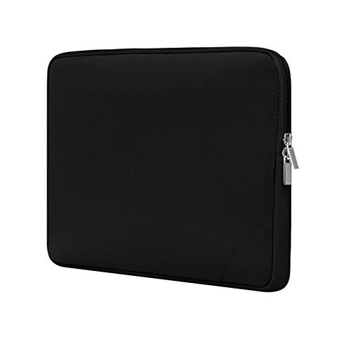 Laptop Bag Sleeve Case Notebook Pouch Briefcase For Macbook Air Pro Lenovo Hp Dell Asus 17.4 inch Black