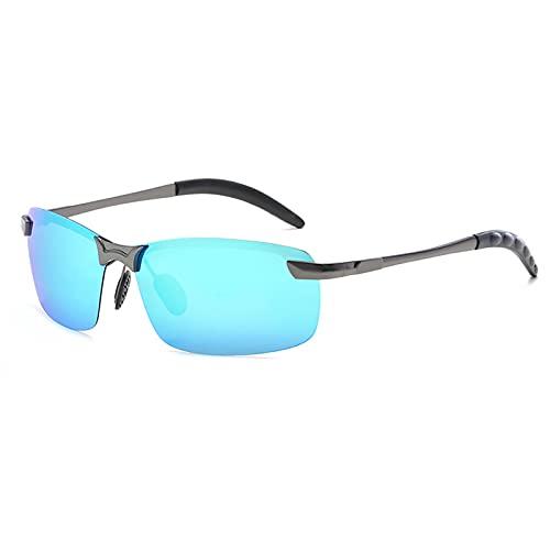NBJSL Gafas de sol grandes vintage para mujeres, hombres, gafas de conducción, diseño simple, embalaje exquisito