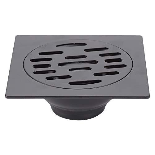 GLOGLOW DREN de Piso de Acero Inoxidable Espeso Ducha de baño de Alta Resistencia para el hogar Desodorización del colector de residuos(Common)