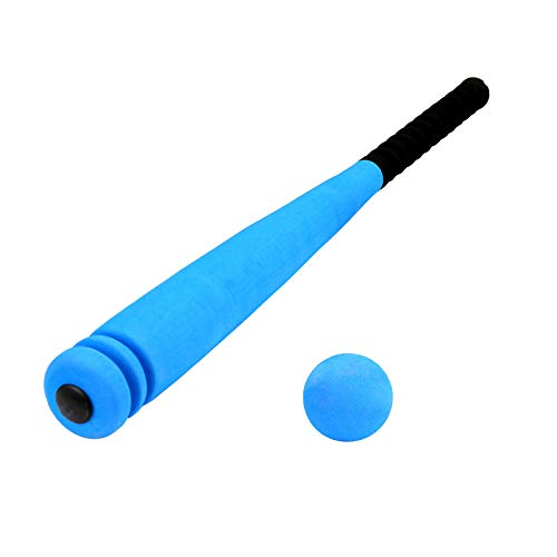 ZQO Bate de Béisbol de Espuma Mini 54cm Juego de Juguete de...