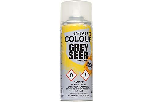 Citadel Paint Contrast Spray: Grey Seer