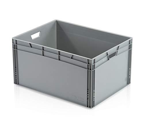 Euro-Stapelbehälter 800x600x420 mm grau