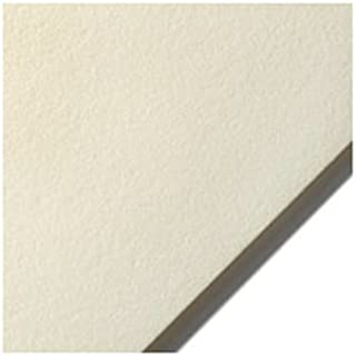 Legion Stonehenge Paper, Cotton Deckle Edge Sheets, 22 X 30 inches, Natural, Pack of 25 (F05-STN250NAH25), Ivory,