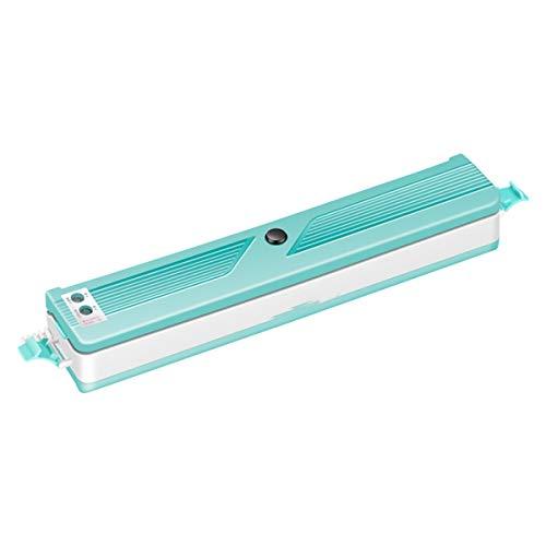 LSLY Envasadora Al Vacío Automático, Sellador, Sellado Al Vacío para Sistemas De Conservación De Alimentos/Diseño Portátil/Fácil De Limpiar (Azul)