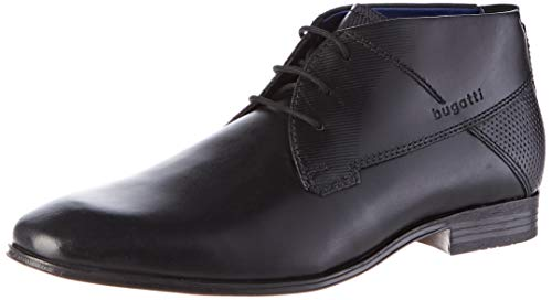 bugatti 311666091000, Zapatos de Cordones Derby para Hombre