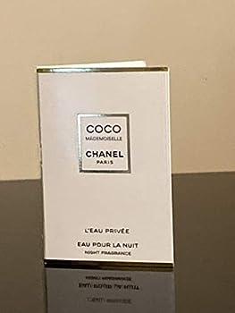 C.H.A.N.E.L COCO MADEMOISELLE L EAU PRIVEE EDP NIGHT SPRAY VIAL SIZE 0.05 OZ / 1.5 ML