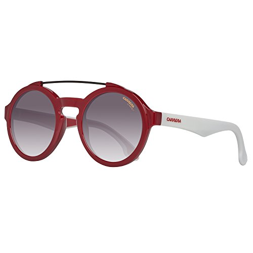 Carrera 1002/S 9O 3KJ Gafas de sol, Rojo (RED WHITE/DARK GREY SF), 51 Unisex-Adulto