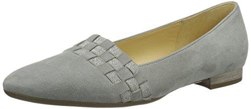Gabor Shoes Damen Fashion Pumps, Grau (Stone 19), 42 EU