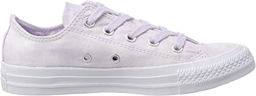 Converse Unisex-Erwachsene Chuck Taylor All Star OX Fitnessschuhe, Pink (Barely Grape/Barely Grape 551), 39/40 EU
