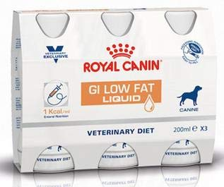 Royal Caninn Pienso Perro Gastro Intestinal Low Fat Liquid 3x200ml