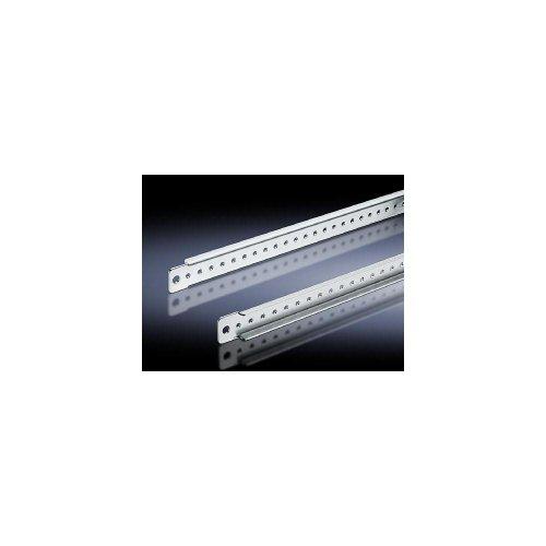 Rittal 4594.000 - Regalzubehör (Montagestange, Silber, TS, SE, CM, TP, 290 mm, 20 Stück(e), 2,98 kg)