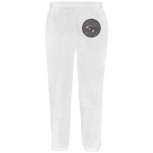 Azeeda Klein 'Maulwurf' Grau Joggeurs adultes / Pantalons de survêtement / Fonds (JO00004485)