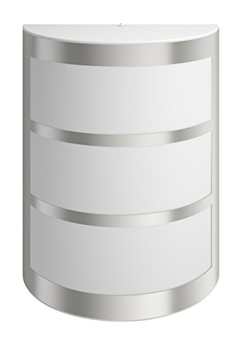 Philips myGarden LED Wandaussenleuchte Python Metall 6 W Edelstahl 173234716