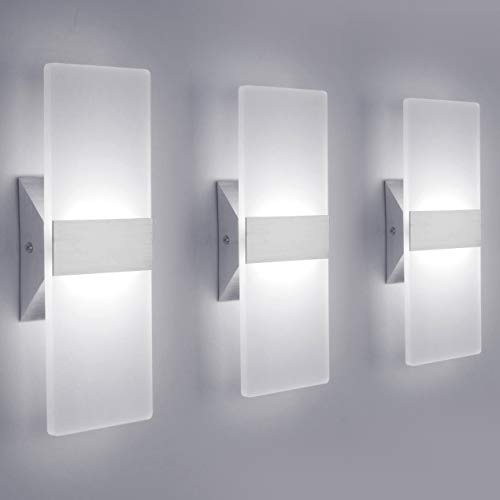 LED Wall Sconce Modern Wall Ligh...