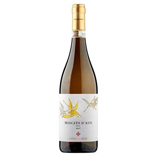 Conti Buneis Moscato d'Asti White Wine 75cl (Case of 6)
