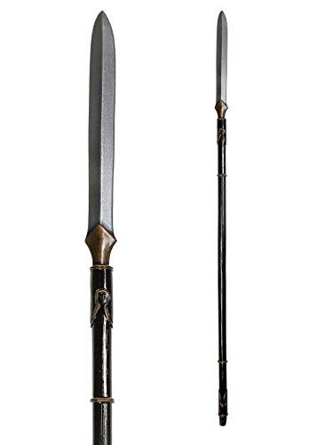 LARP Yari Lanze LARP-Waffe ca. 200 cm aus Schaumstoff Polsterwaffe Fantasy Krieger Hexer Speer Mittelalter Schaukampf Wikinger