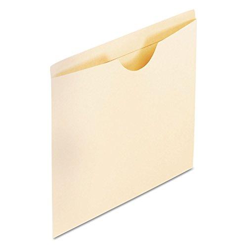Pendaflex 22000 Reinforced Top Tab File Jackets, Flat, Letter, Manila, 100/Box