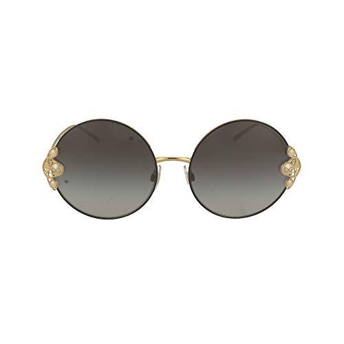Dolce & Gabbana FILIGREE & PEARLS DG 2252H GOLD/GREY SHADED 59/18/145 Damen Sonnenbrillen