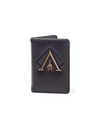 Assassin's Creed Wallets Assassin's Creed Odyssey - Premium Metal Odyssey Badge Card Wallet Black