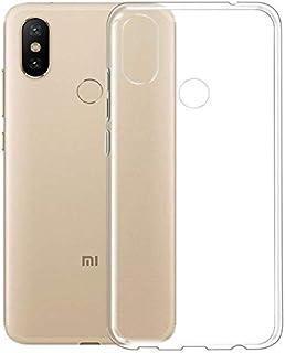 Xiaomi Mi Max 3 ケース TPU 透明保護ソフト シリコンケース 薄型 上質TPU クリア 全透明、耐衝撃、汚れ防止、 耐水、防指紋散熱加工の超薄型、最軽量