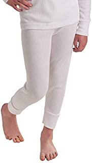 Octave 6 Pack Girls Thermal Underwear Long Johns//Pants//Long Underwear