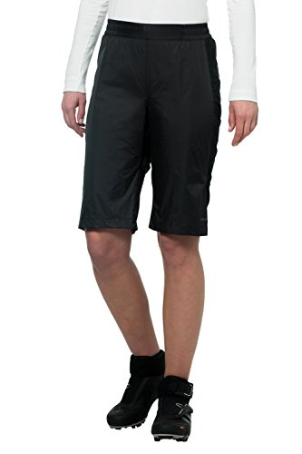 VAUDE Damen Hose Spray Shorts II, Black, 38, 04963