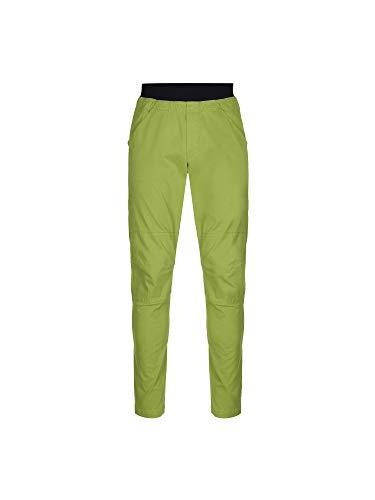 Gentic Damen M Pantalon Rock Doc, Feuille Verte, 28/30 Kletterhose, Vert, 28/30