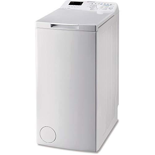 Indesit BTW C D71253 (FR) machine à laver Autonome Charge supérieure Blanc 7 kg 1200 tr/min A+++ -...