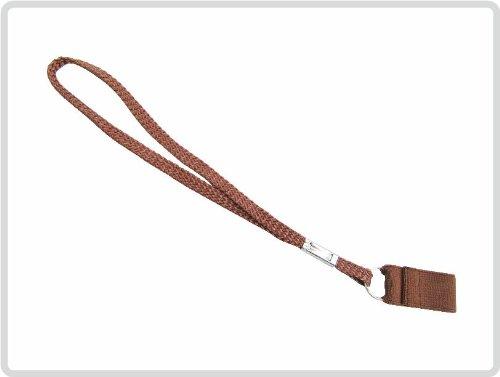 Stockschlaufe Farbe: BRAUN für Faltstock Gehstock Spazierstock oder Krankenstock *Top-Qualität zum Top-Preis*