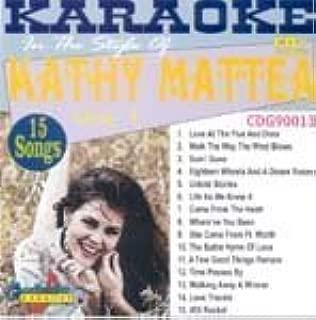 Kathy Mattea 1