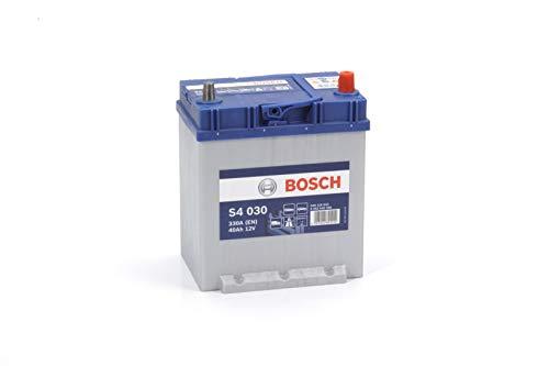Starterbatterie S4 |Bosch (0 092 S40 300) | Batterie, Startanlage (inkl. Pfand)