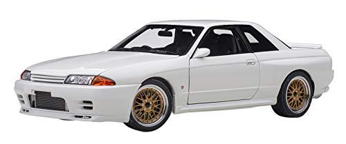 AUTOart 1/18 日産 スカイライン GT-R (R32) 『湾岸ミッドナイト』 零奈のGT-R 連載開始30周年記念モデル 完成品 77412